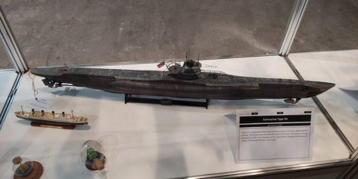Svjetsko natjecanje brodomaketara 2021.